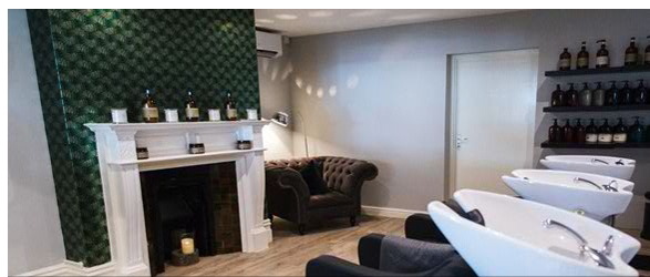 Mirra Hair Salon Interior In Weybridge 45 Baker Street KT13 8AE